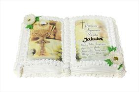 tort na chrzest, Tomis Tomasz Świerczewski, Guzowatka