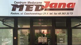 centrum medyczne, Medjana Centrum Medyczne, Radom