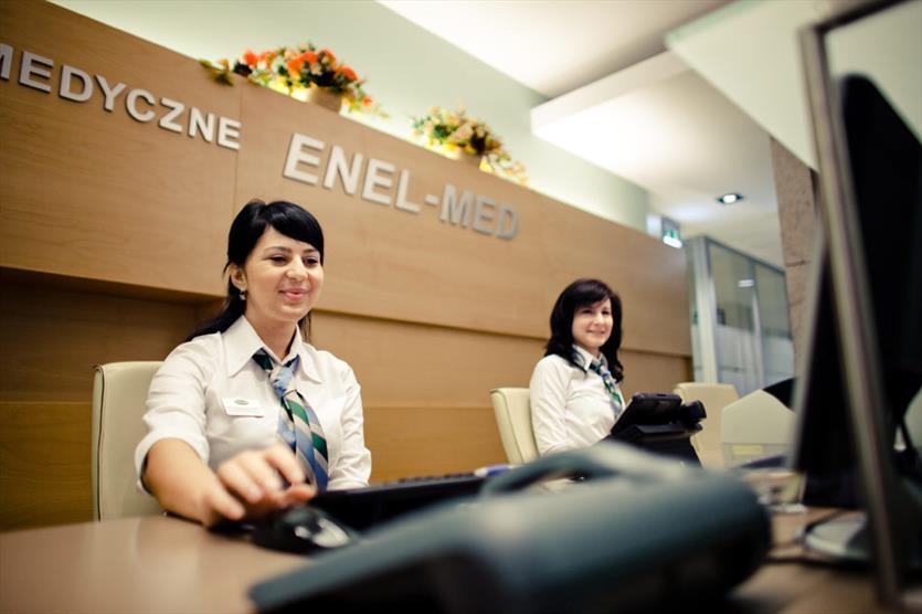 Konsultacje lekarskie dla dzieci i kompleksowe prowadzenie ciąży, Enel-Med. Oddział Kupiec Poznański, Poznań