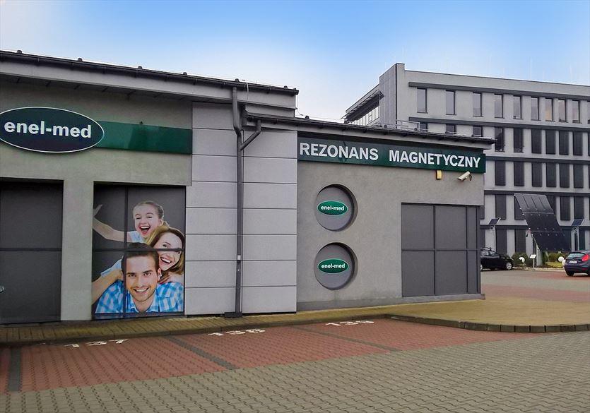 Nowoczesne centrum medyczne, Enel-Med. Oddział Ligocka, Katowice