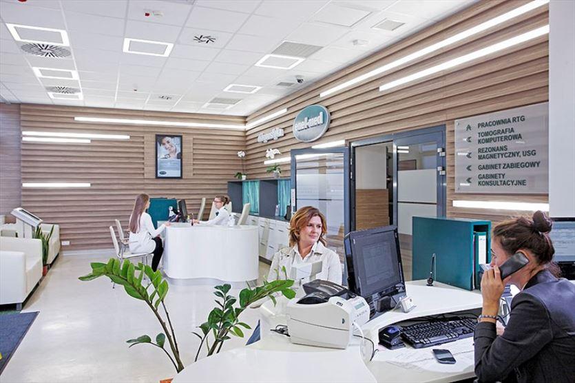 Twoje zdrowie w dobrych rękach, Enel-Med Szpital Centrum, Warszawa