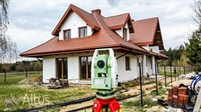 Inwentaryzacja powykonawcza budynku, Altus Usługi geodezyjne Grzegorz Krasoń, Warszawa