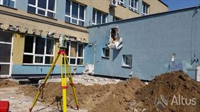 Rozbudowy budynków, Altus Usługi geodezyjne Grzegorz Krasoń, Warszawa
