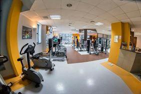 siłownia, Kozienickie Centrum Rekreacji i Sportu, Kozienice