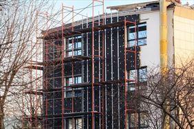 rozbudowa budynku, KM-Construction sp.z o.o. sp.k., Warszawa