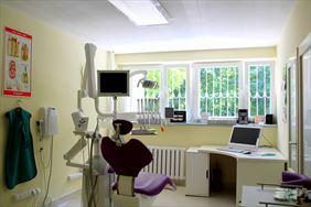 gabinet stomatologiczny, MetroDent stomatologia protetyka Joanna Szechalewicz, Warszawa
