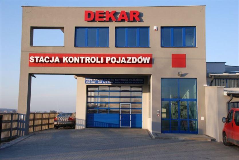 Profesjonalna stacja kontroli pojazdów, P.P.H.U Dekar Stacja Kontroli Pojazdów Zakład Mechaniki, Janiszew