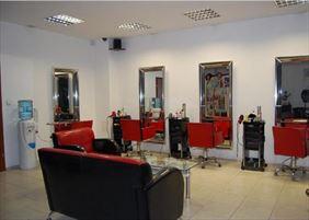 salon fryzjerski, Anna Sosińska Salon fryzjersko kosmetyczny, Warszawa