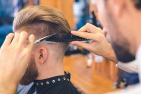 strzyżenie męskie, Aga Salon fryzjerski, Smolec