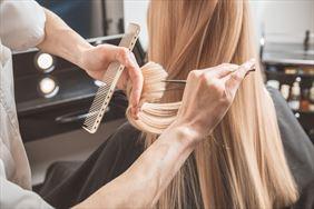 ścinanie włosów, Aga Salon fryzjerski, Smolec