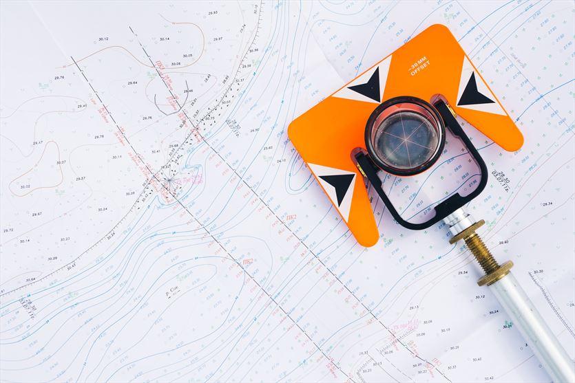 Przygotowujemy precyzyjne mapy geodezyjne, Zbigniew Winnicki Usługi geodezyjne, Łąka Prudnicka