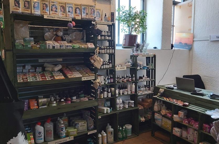 W pełni ekologiczne produkty, Sklep EKO bądź!, Wrocław