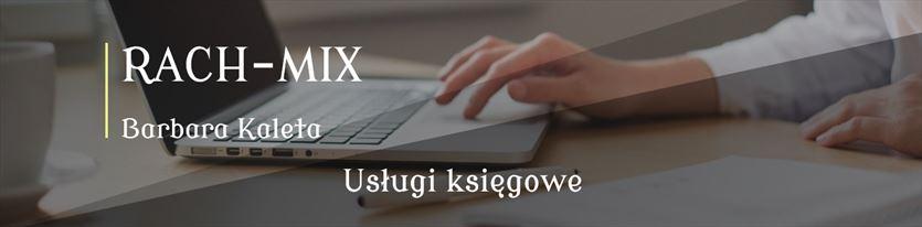 Ewidencje podatkowe i rejestry VAT, Rach-Mix Barbara Kaleta, Opole
