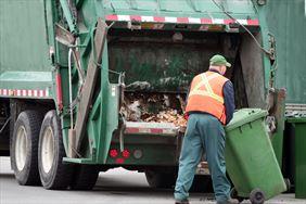 wywóz śmieci, Damilen Usługi Transportowe Eliza Kot, Głogów
