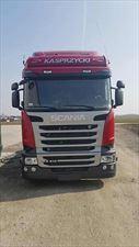 ciężarówka, Kasprzycki Transport Krajowy i Międzynarodowy Jarosław Kasprzycki, Skrzypiec