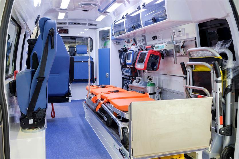 Prywatny transport sanitarny dla osób chorych i niepełnosprawnych, Sani-Trans-Med Pogotowie Ratunkowe Jacek Piechowski, Bielawa
