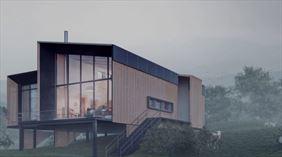 projektowanie domów, Ruszczak architecture Ruszczak K., Chróścice