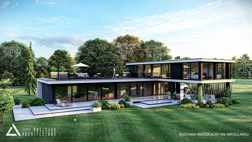 Profesjonalne projekty domów i ogrodów, Ruszczak architecture Ruszczak K., Chróścice