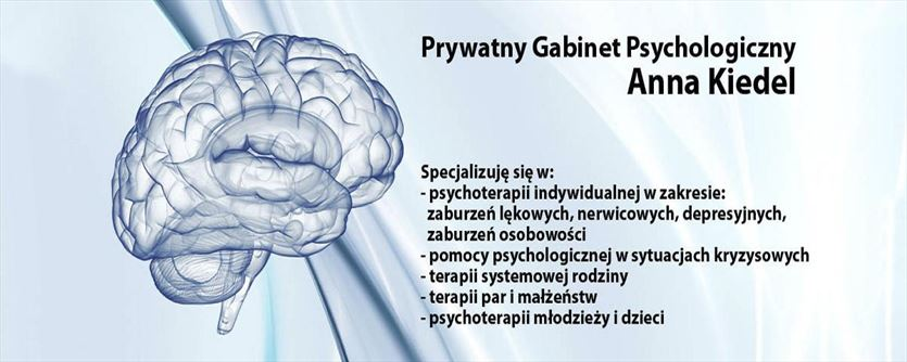 Pomagam dzieciom, młodzieży oraz dorosłym, Prywatny Gabinet Psychologiczny Anna Kiedel, Bolesławiec