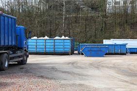 kontenery na odpady budowlane, Eko-Wtór Firma Leszek Kuzynowski, Bożanów