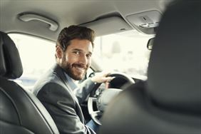 taksówkarz, Taxi osobowe 44 Dariusz Janik, Lubań