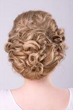 fryzura okazjonalna, Aga Salon fryzjerski, Smolec