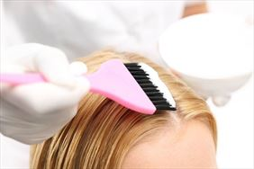 koloryzacja włosów, Duet Salon fryzjerski Monika Obrocka, Strzelin