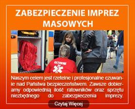 zabezpieczanie imprez masowych, Iza-Med Izabela Gałek, Zgorzelec