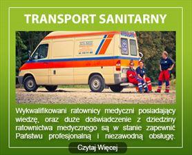 transport sanitarny, Iza-Med Izabela Gałek, Zgorzelec