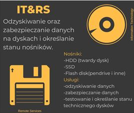 zdalny serwis IT, It & Rs Igor Kowalski, Bolesławiec