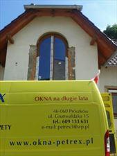 okna, Petrex Usługi Ogólnobudowlane Woszak P., Prószków