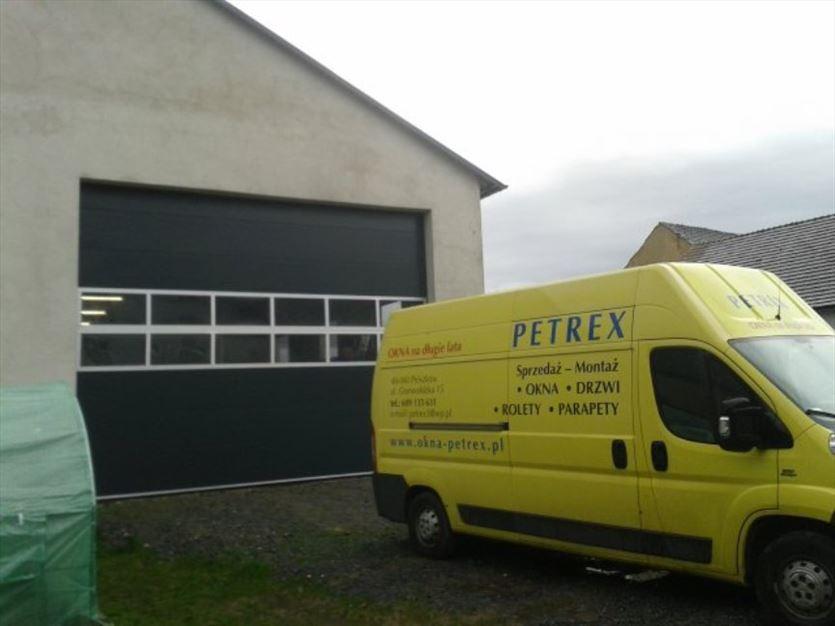 Specjalizujemy się w montażu stolarki budowlanej, Petrex Usługi Ogólnobudowlane Woszak P., Prószków