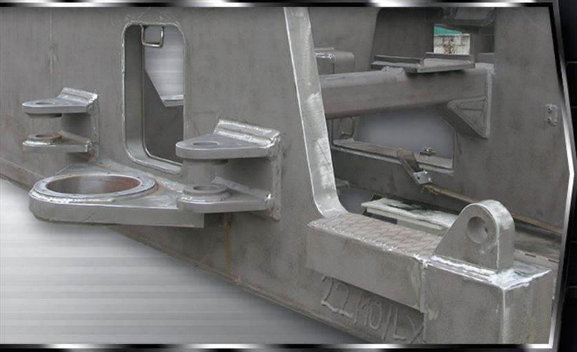 Konstrukcje urządzeń przemysłowych i wyroby stalowe, Lenax. Konstrukcje stalowe maszyn i obiektów budowklanych, Wilków