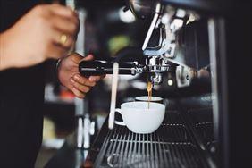 ekspres do kawy, Good Caffeine Jakub Osiński, Wrocław