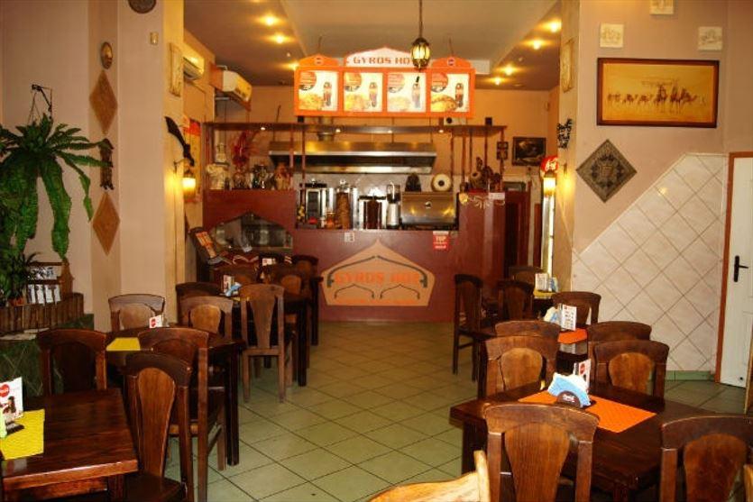 Kuchnia arabska na dowóz, Gyros Hot Anna Abou Daoud, Wrocław