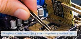 diagnoza usterek elektronicznych, Kontny elektronik service sp.j., Krapkowice