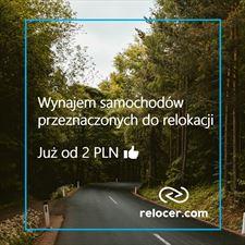 wynajem samochodów, Relocer Rent a car. Wynajem samochodów do relokacji z największych wypożyczalni, Wrocław