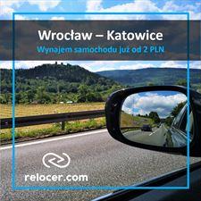 relokacja między miastami, Relocer Rent a car. Wynajem samochodów do relokacji z największych wypożyczalni, Wrocław