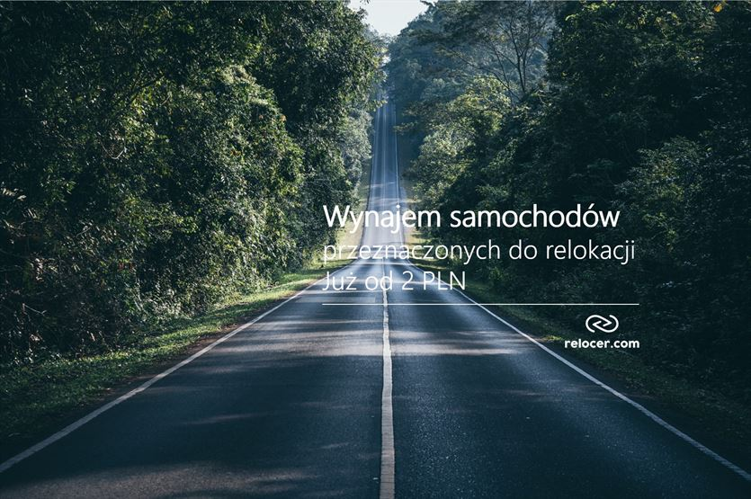 Twoja platforma do wynajmu samochodów, Relocer Rent a car. Wynajem samochodów do relokacji z największych wypożyczalni, Wrocław