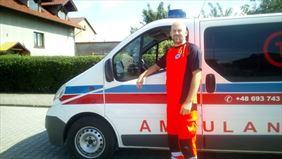 ratownik medyczny, Piotr-med transport medyczny i sanitarny, Chwalibożyce