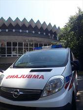 prywatny transport ambulansem, Piotr-med transport medyczny i sanitarny, Chwalibożyce