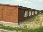 barak dla więźniów, Gross-Rosen. Muzeum w Rogoźnicy, Rogoźnica