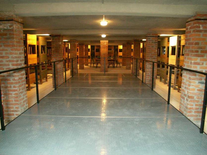 Niemiecki nazistowski obóz koncentracyjny i zagłady (1940-1945), Gross-Rosen. Muzeum w Rogoźnicy, Rogoźnica