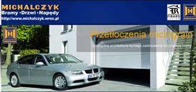 bramy wjazdowe i garażowe, Michalczyk Robert Michalczyk, Wrocław