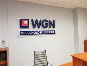logo WGN, WGN Biuro Nieruchomości, Lubin