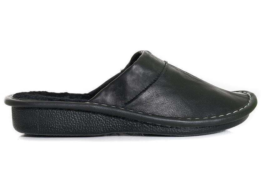 Dlaczego warto wybrać pantofle skórzane?