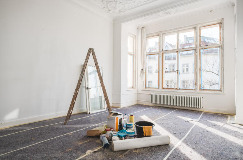 Generalny remont mieszkania w kamienicy – jakie prace warto zaplanować?