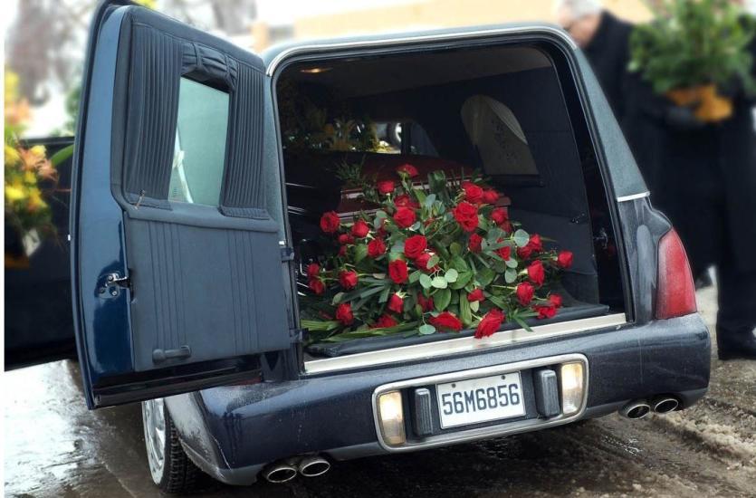 Oprawa florystyczna uroczystości pogrzebowych