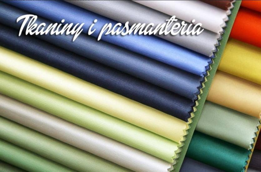 Własne tkaniny dekoracyjne do późniejszej obróbki krawieckiej