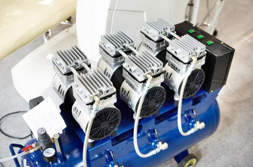 Poznaj technologię sprężarek powietrza AIRPRESS